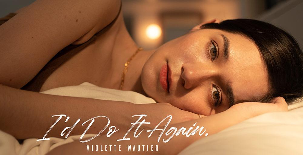 """""""วี-วิโอเลต"""" ฉลองเพลงใหม่ทะลุล้านวิว เปิดรับคลิปจากแฟนเพลง ทำ """"I'd Do It Again"""" เวอร์ชั่นพิเศษ"""