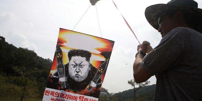 """โสมแดงขู่ล้ม """"สนง.ประสานงานสองเกาหลี"""" สุดทนใบปลิววิจารณ์คิม"""