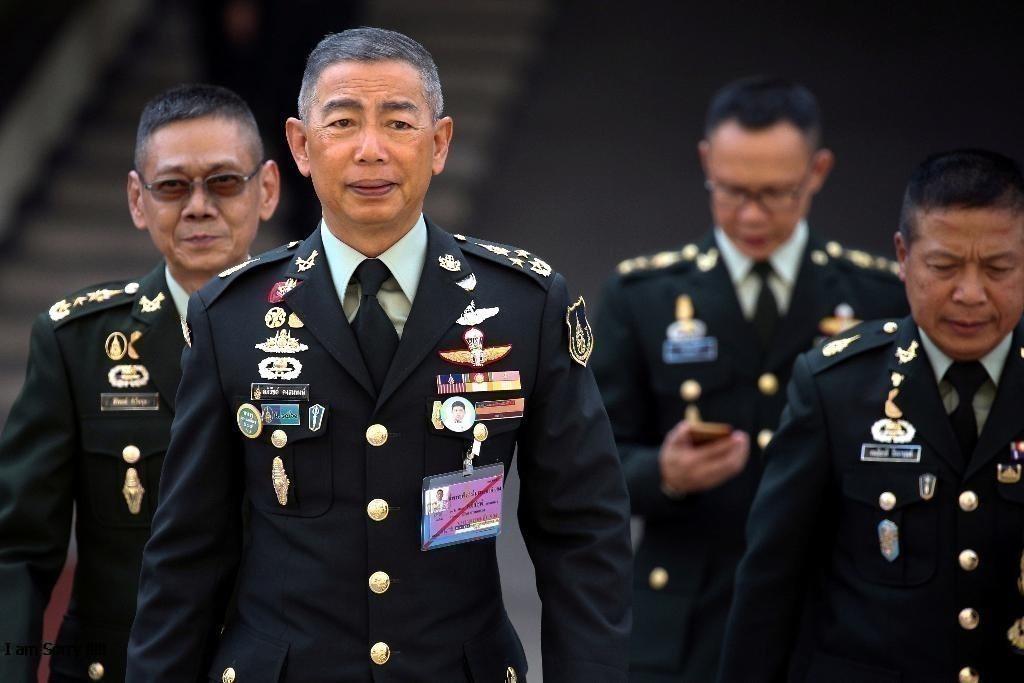 พล.อ.อภิรัชต์ คงสมพงษ์ ผู้บัญชาการทหารบก (แฟ้มภาพ)