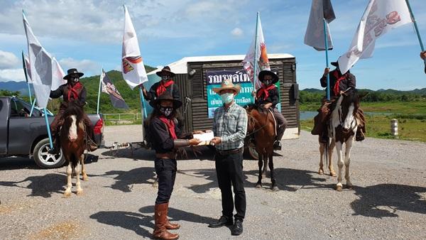 ยกขบวนขี่ม้าร้องทุกข์ ให้ภาครัฐควบคุมดูแลม้าลายเข้าสู่กระบวนการกักกันโรค