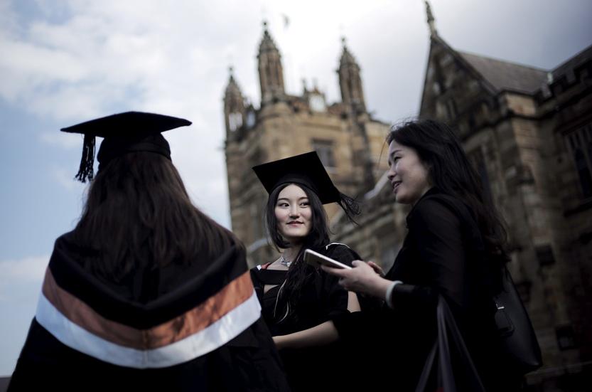 รมว.พาณิชย์ออสซี่เตือนเศรษฐกิจทรุดแน่ ถ้า 'นักศึกษาจีน' ไม่มาเรียน
