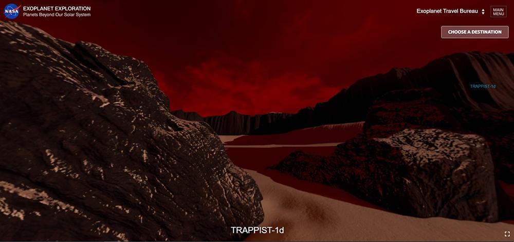 ดาว Trappist -1e