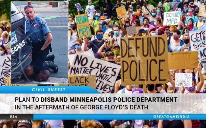 """In Clip: """"ไบเดน"""" ต้านกระแสแรงประเด็น """"จอร์จ ฟลอยด์ """"หยุดให้เงิน """"สนง.ตำรวจสหรัฐฯ"""" ชี้ไม่ช่วยแก้ปัญหากีดกันสีผิว"""