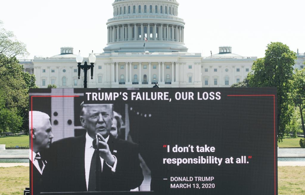 มะกันติดเชื้อ 'โควิด' ทะลุ 2 ล้านคน 'ฮาร์วาร์ด' เตือน 'ตาย' ขึ้น 2 แสนเดือน ก.ย.นี้ ด้าน 'ธนาคารกลางสหรัฐฯ' คาดปีนี้ ศก.ติดลบ 6.5%