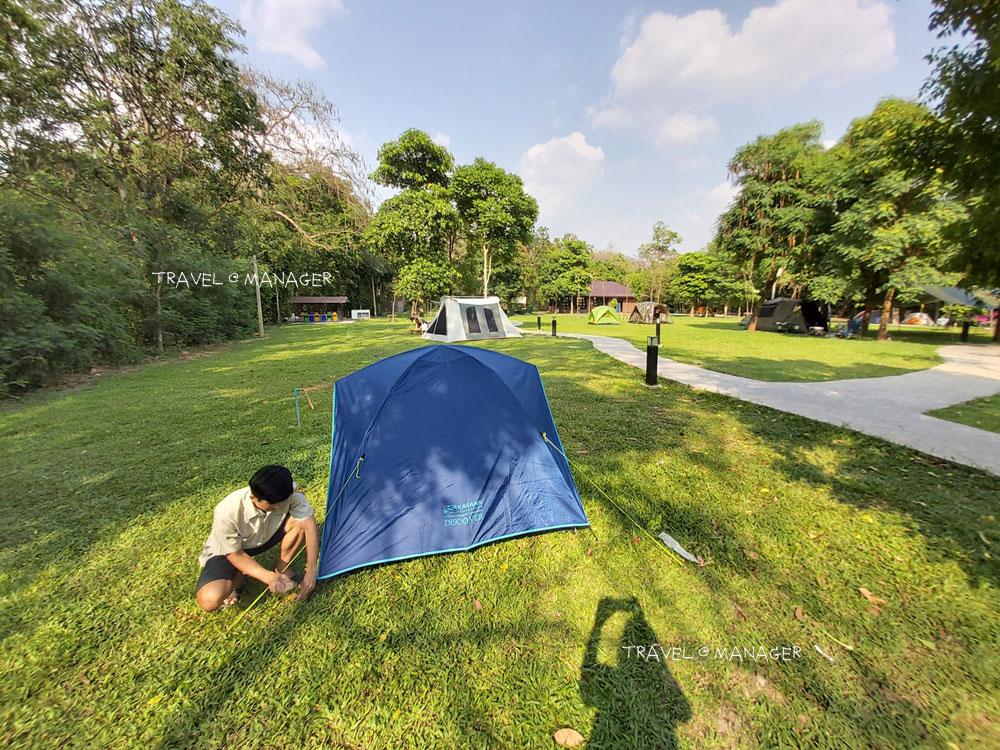 นักท่องเที่ยวเฮ ได้กลับไปนอนป่าเที่ยวทะเลในอุทยานแห่งชาติอีกครั้ง