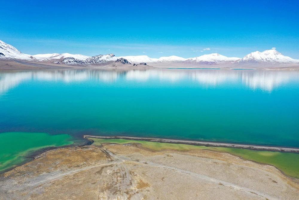 ทะเลสาบตังฉยงชั่ว