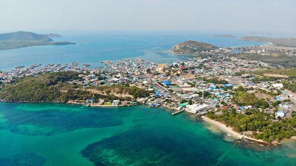 """""""เกาะแสมสาร"""" ทดลองเปิดท่องเที่ยวทุกวัน เริ่ม 15 มิ.ย.นี้"""