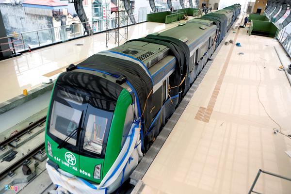เลื่อนแล้วเลื่อนอีก..เวียดนามจี้ผู้รับเหมาจีนปิดงานรถไฟฟ้าฮานอย ย้ำต้องเริ่มวิ่งได้ปีนี้