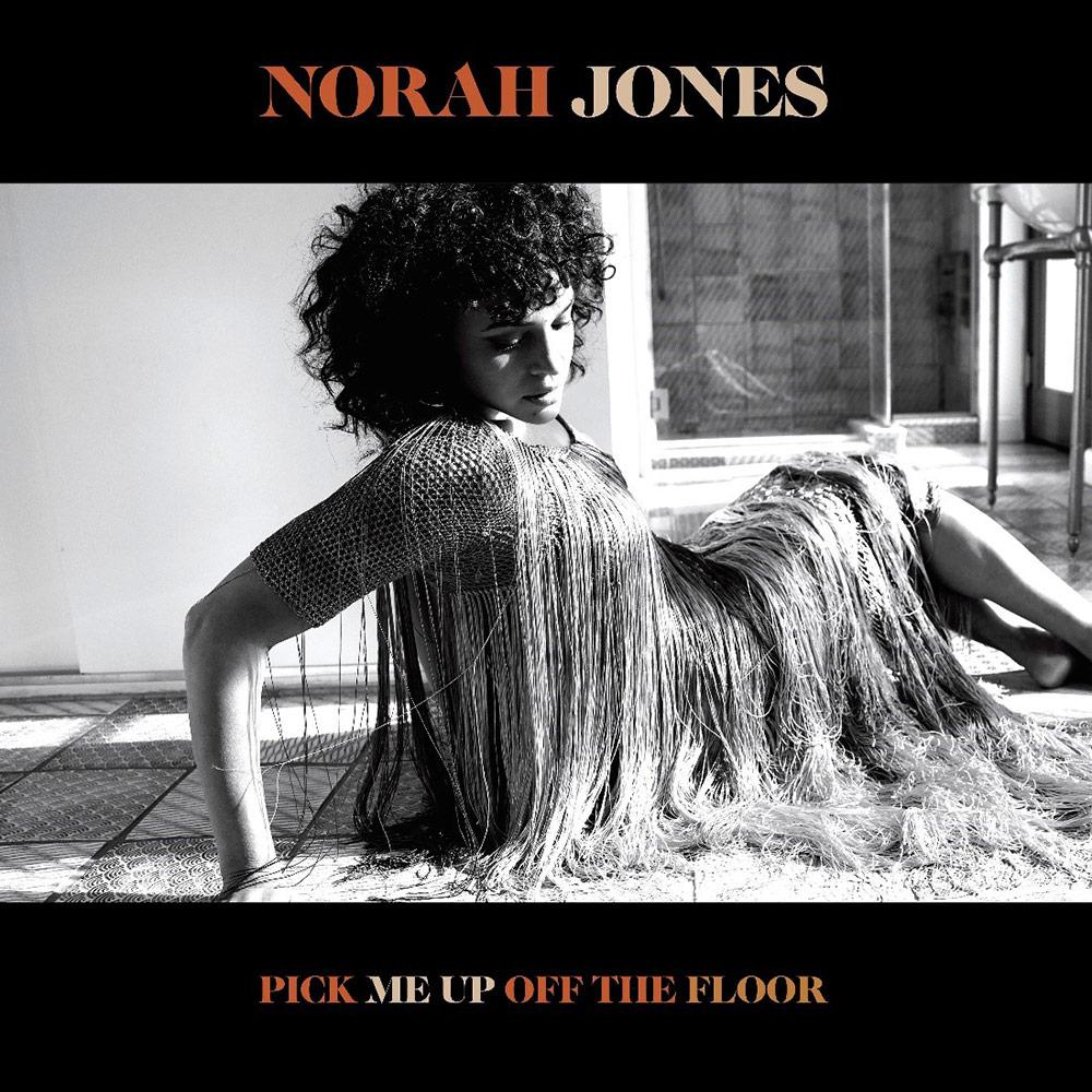 """""""นอราห์ โจนส์"""" กลับมาอีกครั้งพร้อมอัลบั้มใหม่ """"Pick Me Up Off The Floor"""""""