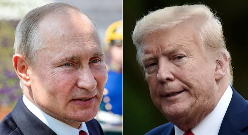 'ปูติน' โวรัสเซียรับมือ 'โควิด-19' ได้ดีกว่าสหรัฐฯ เย้ยผู้นำอเมริกาเห็นแก่พวกพ้องมากกว่าส่วนรวม