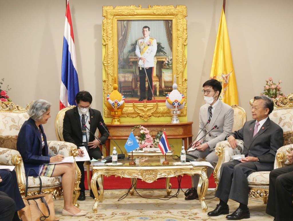 UN ชมไทยคุมแพร่ระบาดโควิด-19 ได้