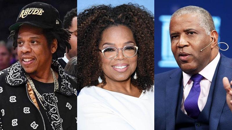 เศรษฐีพันล้าน 607 คนในสหรัฐ มีเพียง 5 คน! ที่เป็นผิวดำ