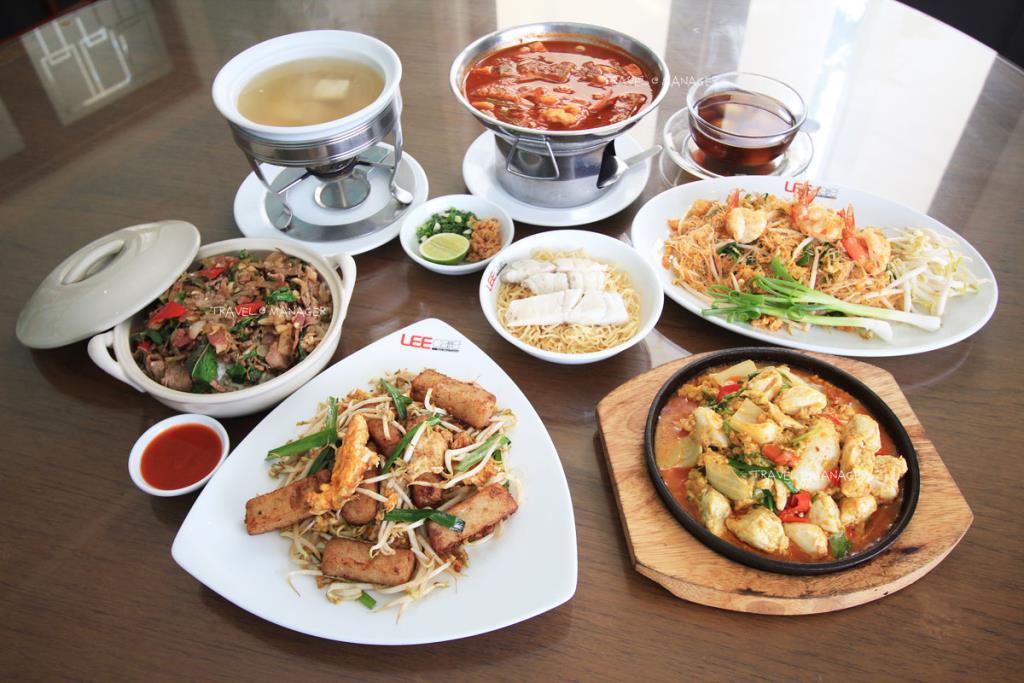 """LEE Café"" อิ่มเลิศรส อาหารไทย-จีนร่วมสมัย"