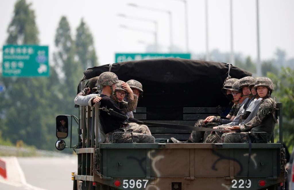 โสมแดงฉีกข้อเสนอโซลส่งผู้แทนเจรจา ประกาศส่งทหารตรึงกำลังแนวชายแดน