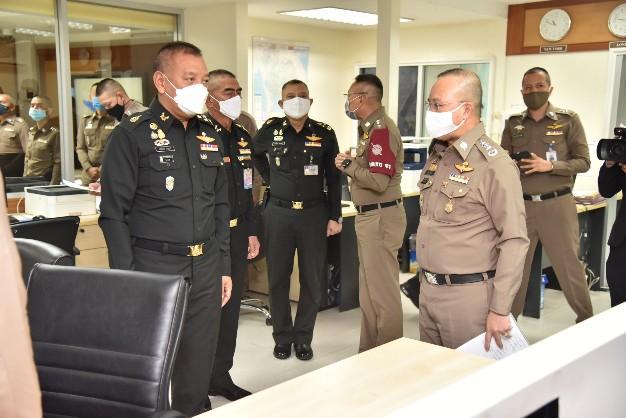 ผบ.ทสส.ขอบคุณตำรวจทำงานหนักตลอด 80 วัน ระงับกาแพร่ระบาดโควิด-19
