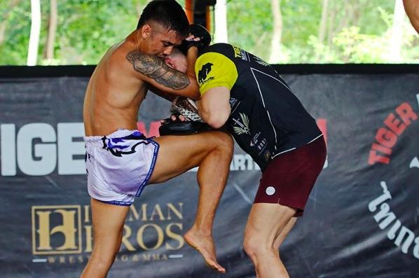 """ยอดนักสู้ MMA """"เปี๊ยก-พงษ์ศิริ"""" รับบทบาท """"ครูมวยไทย"""" เสริมรายได้ช่วงห่างสังเวียน"""