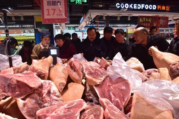 จีนระงับนำเข้าเนื้อหมูจากบริษัทเยอรมนี หลังพบคนงานกว่า 600 ติดโควิด-19