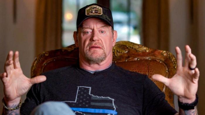 """พิชิตมาแล้วทุกสิ่ง """"อันเดอร์เทเกอร์"""" ตำนานมวยปล้ำ WWE ประกาศรีไทร์"""