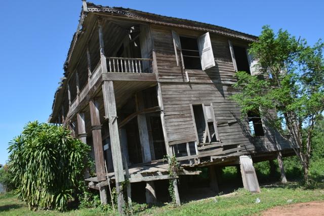 """ส่อง""""บ้านห้าง ร.๕-บ้านพะโป้"""" บ้านร้อยปีคหบดีกะเหรี่ยงค้าไม้นครชุมล่องซุงส่งชุมทางนครสวรรค์"""