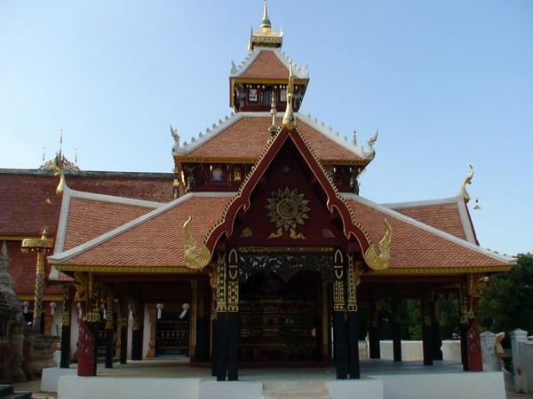 โครงการอนุรักษ์มรดกทางศิลปกรรม สถาปัตยกรรมวิหารพระเจ้าพันองค์