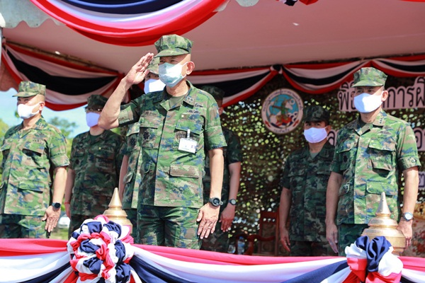 นักรบต่อสู้อากาศยาน สอ.รฝ.เปิดฝึกยิงอาวุธป้องกันภัยทางอากาศ ประจำปี 63