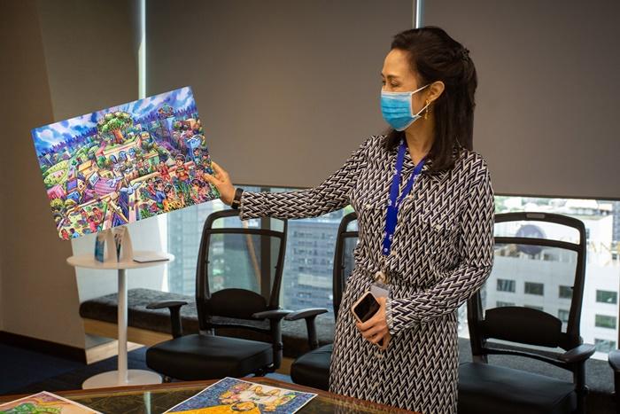 """กรุงไทย-แอกซ่าฯ ประกาศผลการประกวดวาดภาพระบายสี หัวข้อ """"Go Green เยาวชนรักษ์โลก"""""""