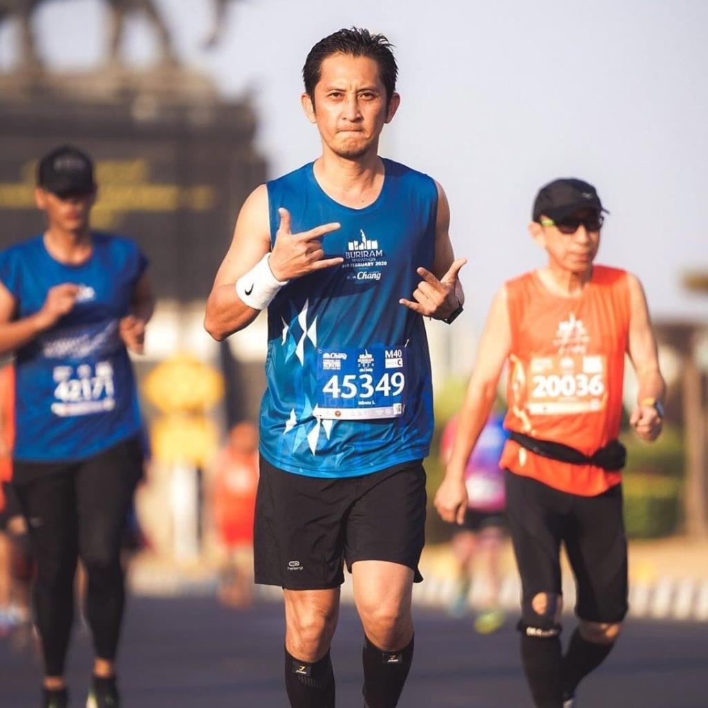 หนุ่มนักวิ่งสงสัยโดนวางยาในขวดนำ้เผยไม่กล้าไปวิ่งที่เดิม