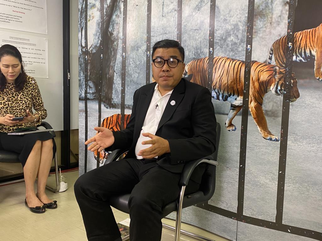 """""""องค์กรพิทักษ์สัตว์""""จี้ หยุดผสมพันธ์เสือเพื่อความบันเทิง วอน ปชช.ร่วมลงชื่อ ผลักดันแก้ พ.ร.บ.คุ้มครองสัตว์ป่า"""