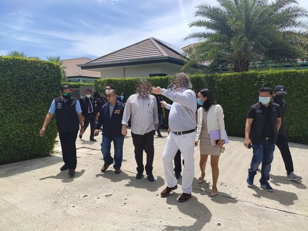 DSI ลงพื้นที่สืบสวนสอบสวน กรณี คนต่างด้าวให้นิติบุคคลไทยเป็นนอมินี ประกอบธุรกิจต้องห้าม