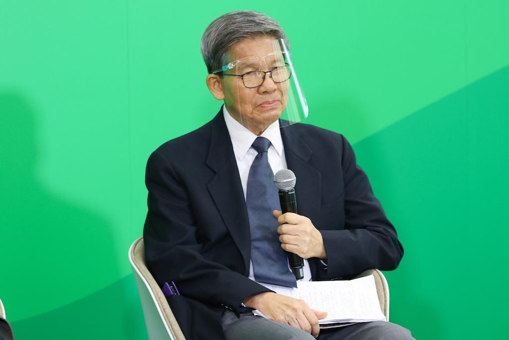 ศ.ดร.นักสิทธ์ คูวัฒนาชัย ประธานอนุกรรมการกำกับทิศทางโครงการทุนพัฒนาเต็มศักยภาพสายอาชี