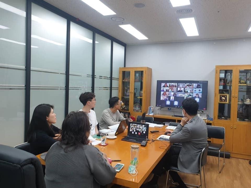 DITP โชว์ผลเจรจาออนไลน์ขายสินค้าไทยเจาะตลาดเกาหลี สร้างยอดขายเฉียด 500 ล้าน
