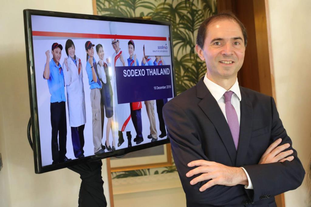 โซเด็กซ์โซ่ ประเทศไทย เผยแนวทางการรับมือ  และแผนฟื้นฟูธุรกิจหลังสถานการณ์โควิด-19