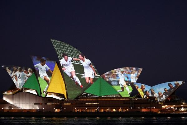 """""""ออสเตรเลีย-นิวซีแลนด์"""" คว้าสิทธิ์เจ้าภาพ จัดฟุตบอลโลกหญิง 2023"""