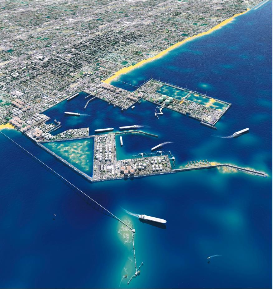 กนอ.ลุยพัฒนาท่าเรือฯมาบตาพุดเฟส 3 เพิ่มสินค้าผ่านท่า 15 ล้านตัน/ต่อปี