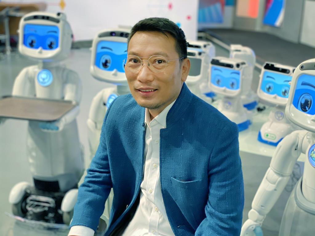 เฉลิมพลเชื่อว่า หุ่นยนต์แห่งชาติไทย จะเรียกศรัทธา และพลังเงินทุนได้