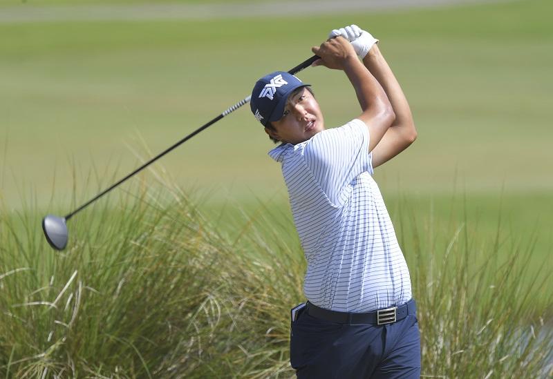 """""""เข้มข้น"""" โปรหนุ่มสายเลือดไทยบนเส้นทางสู่ฝันใน PGA Tour"""