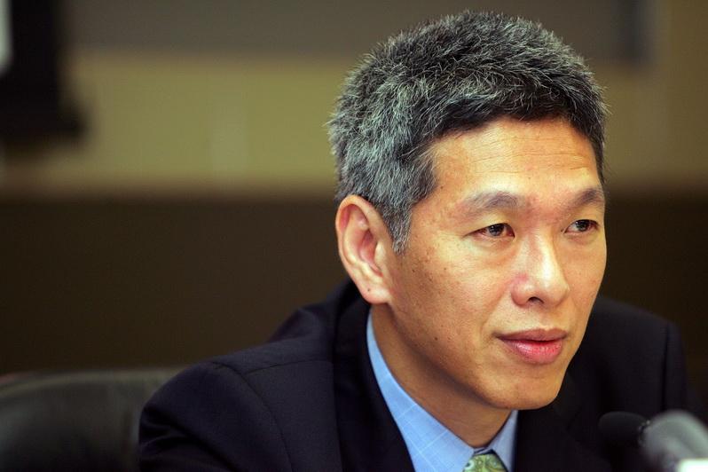 ลี เซียนหยาง น้องชายของนายกรัฐมนตรี ลี เซียนลุง ซึ่งประกาศเข้าร่วมกับพรรคฝ่ายค้าน