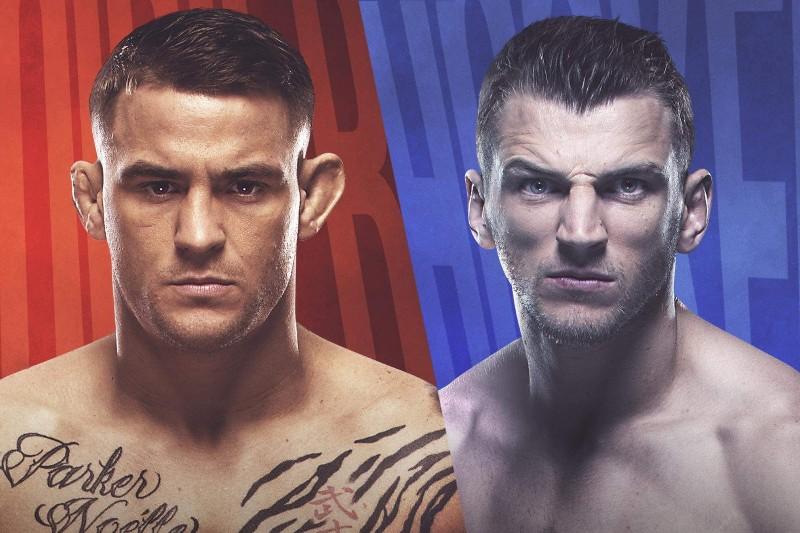 เล็กดีรสโต! UFC จับคู่มวยเด็ดไลท์เวท ศึก FIGHT NIGHT: ปัวริเยร์ VS ฮุคเกอร์
