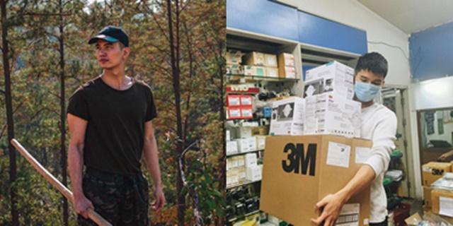 """""""ฌอน บูรณะหิรัญ"""" แจงเงินบริจาคช่วยดับไฟป่า ยันลงพื้นที่จริง พร้อมโชว์ใบเสร็จซื้ออุปกรณ์"""
