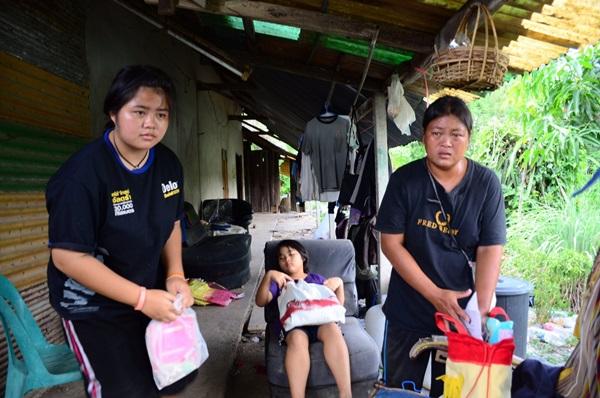 สาวชาวเขา วอน ขอให้คนในครอบครัวและลูกที่เกิดในประเทศไทยได้รับสัญชาติไทย
