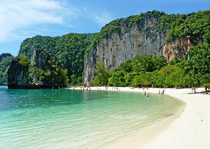 เกาะห้อง อุทยานแห่งชาติหาดนพรัตน์ธารา-หมู่เกาะพีพี