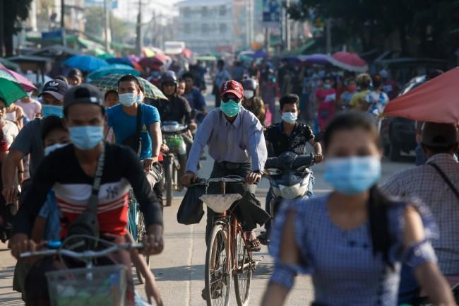 รัฐบาลพม่าประกาศยกเลิกคำสั่ง 'อยู่กับบ้าน' หลังไม่พบผู้ติดเชื้อโควิด-19 รายใหม่