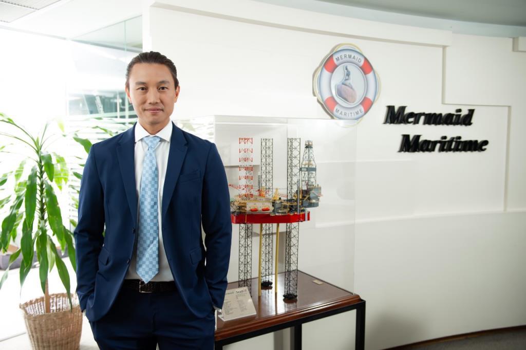 เมอร์เมด มาริไทม์ รุกธุรกิจใหม่งานปิโตรเคมีแถบอ่าวไทย