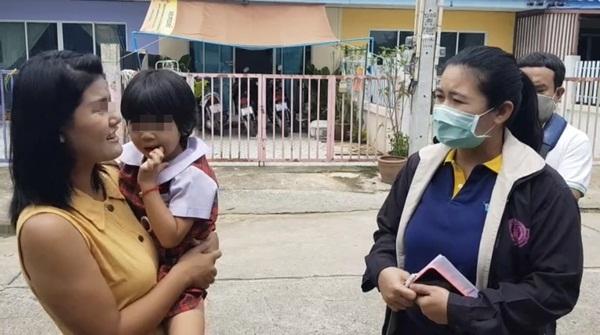 พม.ชลบุรี ส่งเจ้าหน้าที่ช่วยเหลือแม่โพสต์ยกลูกให้ผู้ใจบุญแล้ว ด้านแม่ประกาศขอโทษสังคม
