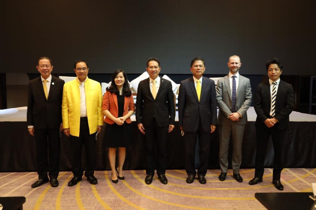 """กกร.เปิดเวทีย้ำจุดยืนหนุนไทยร่วมเจรจา""""CPTPP"""" 3ชาติสมาชิกโวเข้าแล้วดี"""