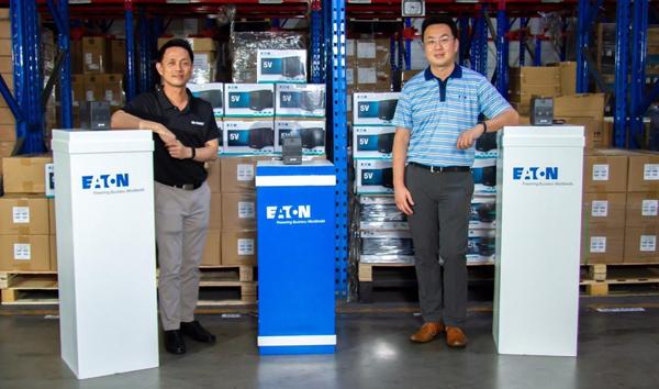 """EATON (อีตั้น) เปิดตัวเครื่องสำรองไฟรุ่นล่าสุด """"5V"""" เจาะกลุ่มผู้ใช้งานในสำนักงานและบ้าน พร้อมรับกระแส New Normal"""