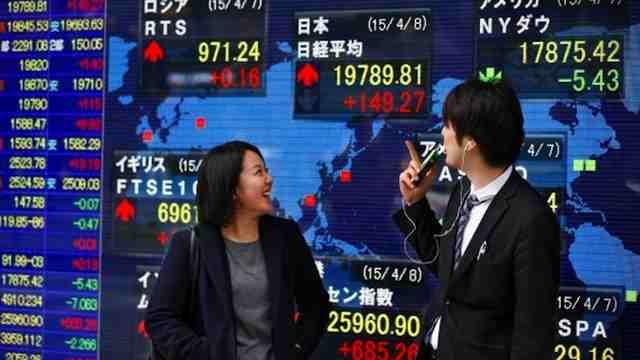 ตลาดหุ้นเอเชียปรับบวก ขานรับตัวเลขจ้างงานสหรัฐพุ่งเกินคาด