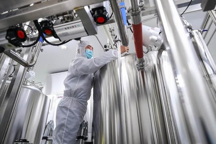 ซิโนฟาร์มสร้าง 'โรงผลิตวัคซีนโควิด-19' ในอู่ฮั่นเสร็จสิ้น