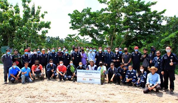 ไออาร์พีซี  มอบโครงการปรับปรุงระบบประปาหมู่บ้านให้ชุมชนบ้านก้นหนอง