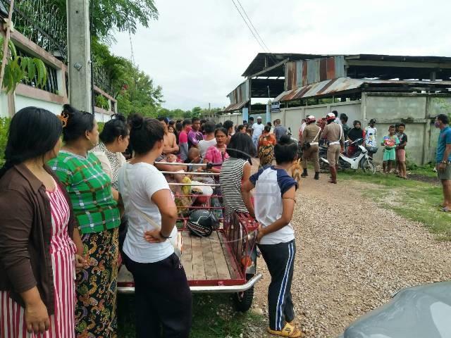 สุดโหด!ฆาตกรโรคจิตอุ้มเด็กหญิง 5 ขวบชาวพม่า ถอดกางเกงยัดปากบีบคอข่มขืนหมกศพในป่าหญ้า